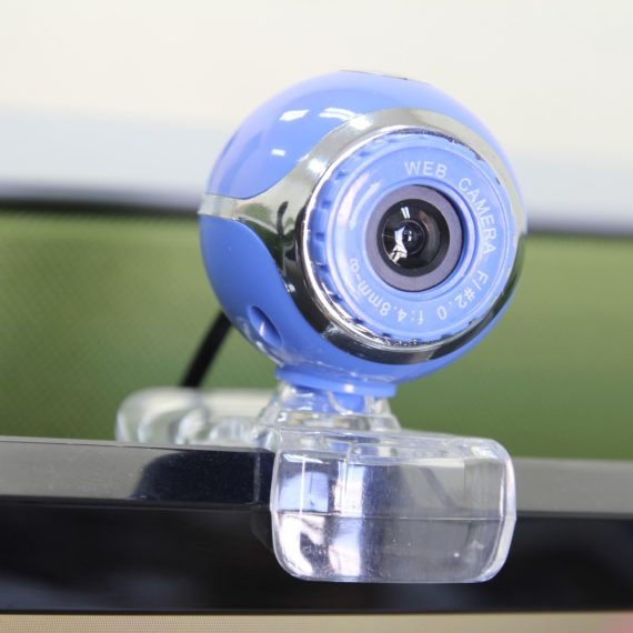 Image of a webcam